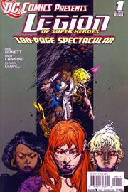DC Comics presents: Legion of Super-Heroes (IIa ed.)