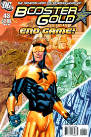 Booster Gold (vol.II) #43