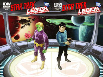 "Incentive variant per ""Star Trek/Legion of Super-Heroes"""