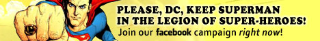 Join the campaign to ask DC to keep Superman as a part of the Legion of Super-Heroes' origin!