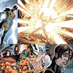 """Teaser di """"Legion Lost"""" (vol.II) #1 diffuso in rete dal disegnatore Pete Woods"""