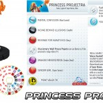 "L'Heroclix di Princess Projectra nell'imminente espansione a tema ""Superman"""