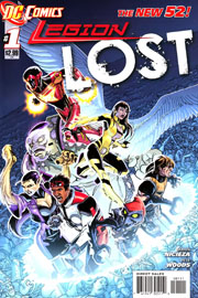 Legion Lost (vol.II) #1