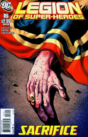 Legion of Super-Heroes (vol.VI) #16