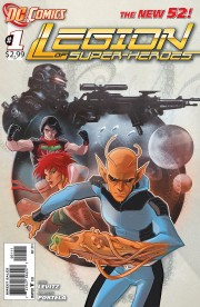 Legion of Super-Heroes (vol.VII) #1