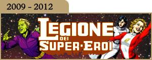 Legione dei Super-Eroi Blog