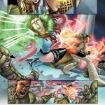 "Anteprima di ""Legion of Super-Heroes"" (vol.VII) #1, disegni di Francis Portela"